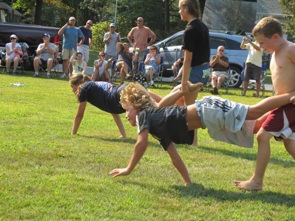 Labor Day Games 2012
