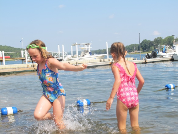 2012 Water Games participants