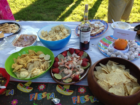 2013 Spring Gathering- Mexican Fiesta!